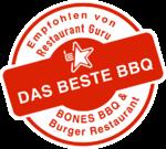 Restaurantguru Auszeichnung