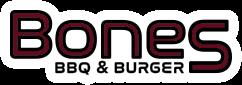 BONES BBQ & Burger Restaurant Logo